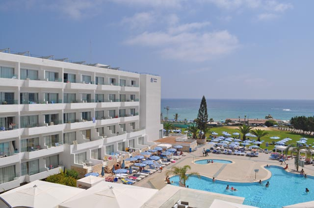Kypr - Protaras - Odessa