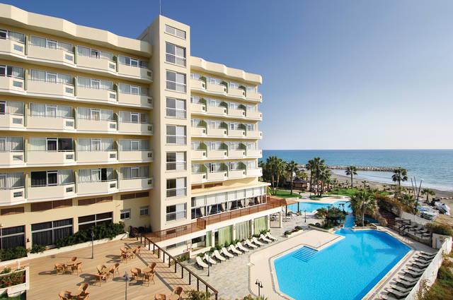 Kypr - Larnaka - Lordos Beach