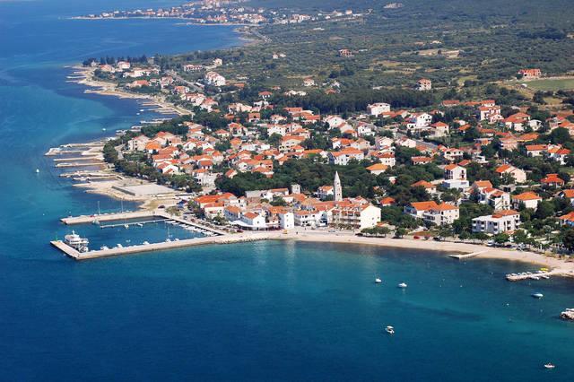 Chorvatsko - Turanj - Soukromé apartmány