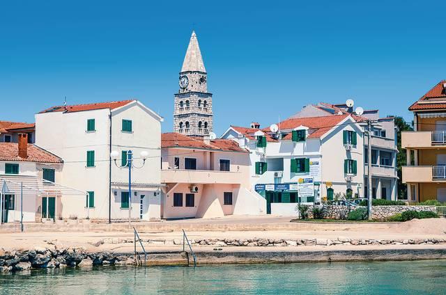 Chorvatsko - Turanj - Vila Ana