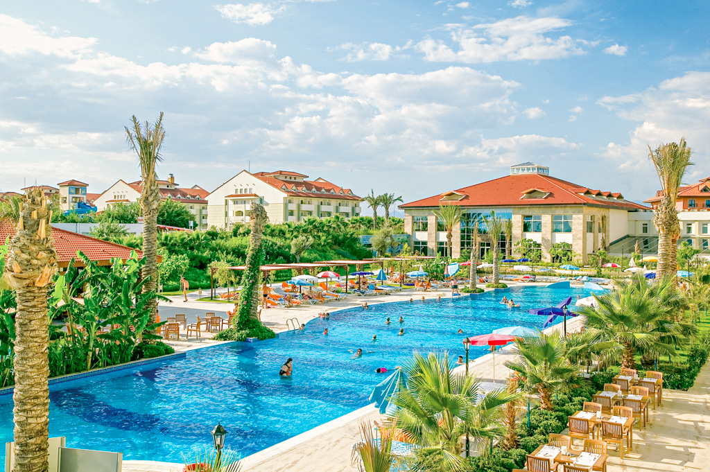 Turecko - Side - Süral Resort Alexandria Club