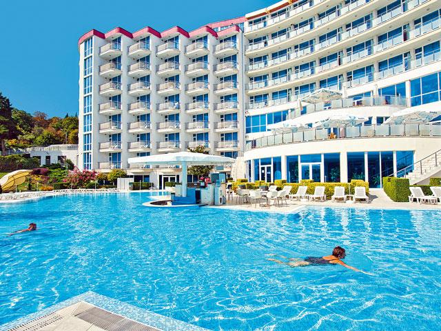 Bulharsko - Svatý Konstantin - Aqua Azur