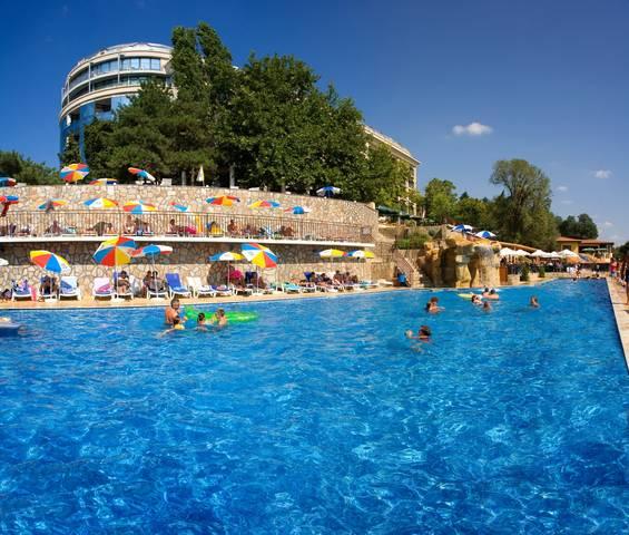 Bulharsko - Zlaté Písky - Kaliakra Palace