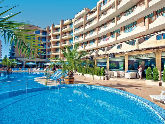 Bulharsko - Slunecné Pobreží - Grenada Alexandria Club