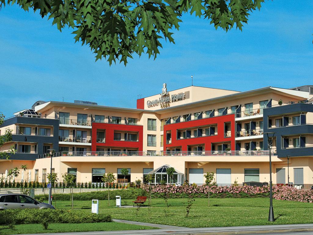Slovinsko - Ptuj - Grand Hotel Primus