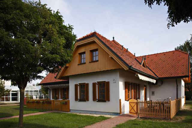 Slovinsko - Moravske Toplice - Apartmány Prekmurska Vas