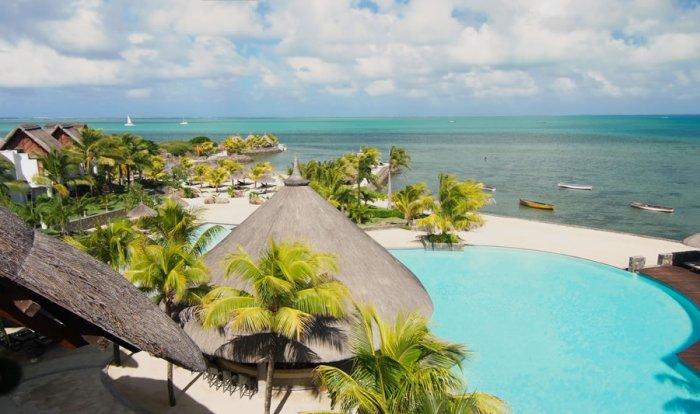 Mauritius - Východní pobreží - Laguna Beach Hotel