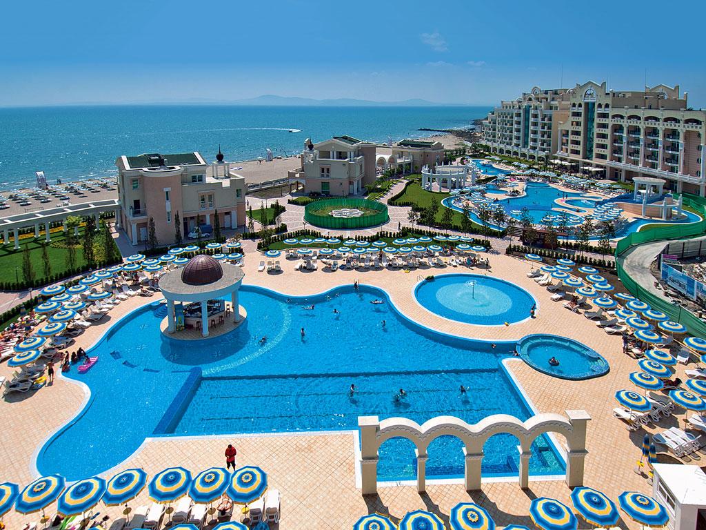 Bulharsko - Pomorie - Sunset Resort