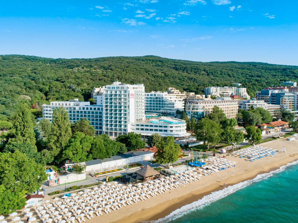 Bulharsko - Zlaté Písky - RIU Astoria