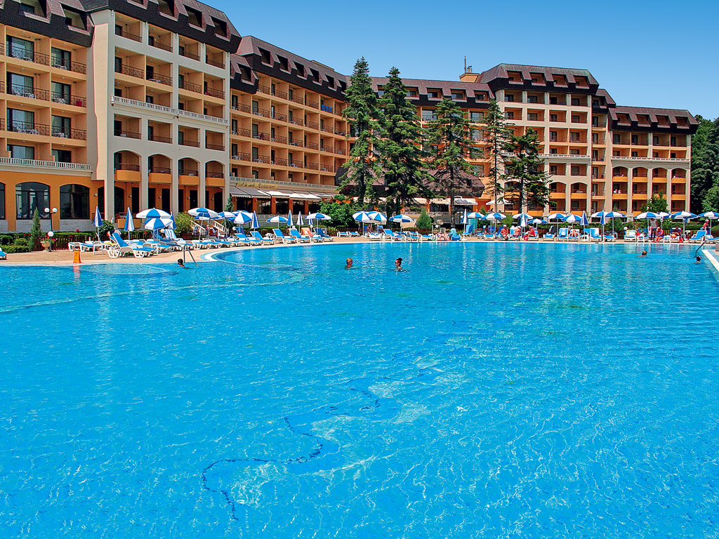 Bulharsko - Zlaté Písky - Riviera Beach