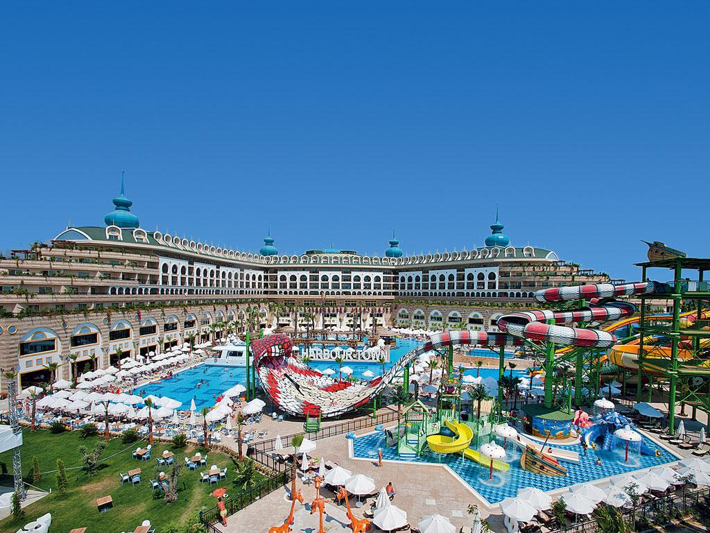 Turecko - Side - Crystal Sunset Luxury Resort & SPA