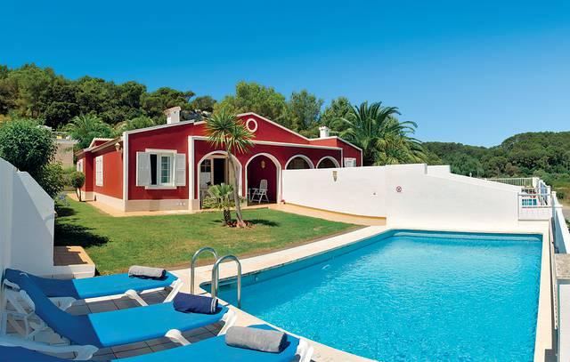 Španelsko - Cala Galdana - Villas Galdana Palms