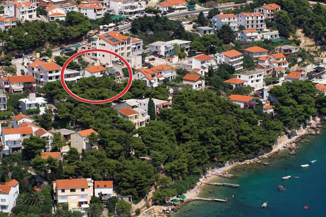 Chorvatsko - Omiš - vila Žuži