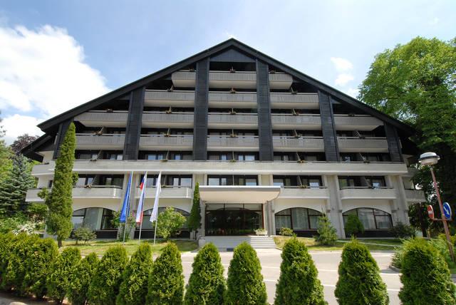 Slovinsko - Bled - Savica