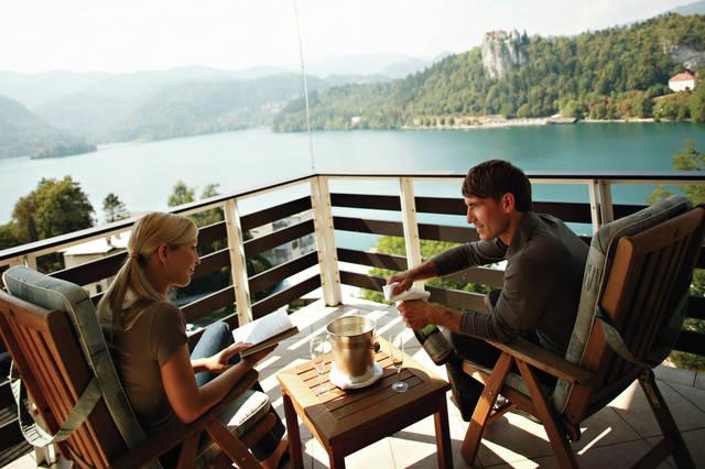 Slovinsko - Bled - Rikli Balance