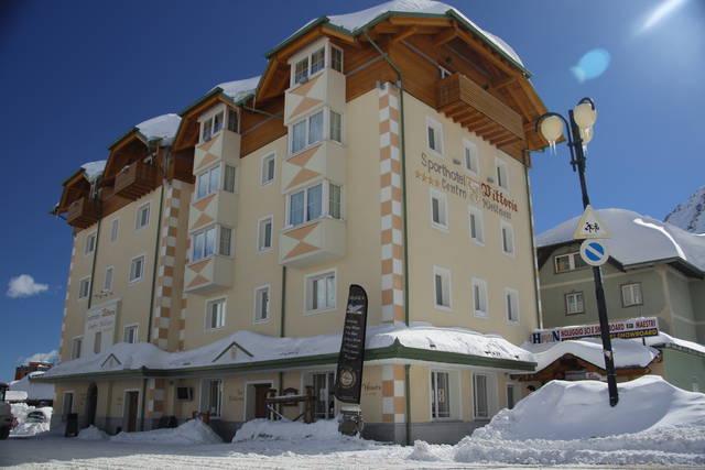 Itálie - Passo Tonale - Hotelsport Vittoria