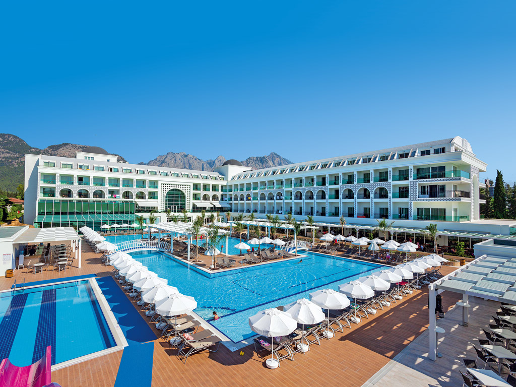 Turecko - Kemer - Karmir Resort & SPA