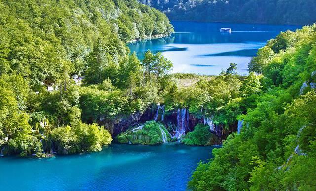 Plitvická jezera