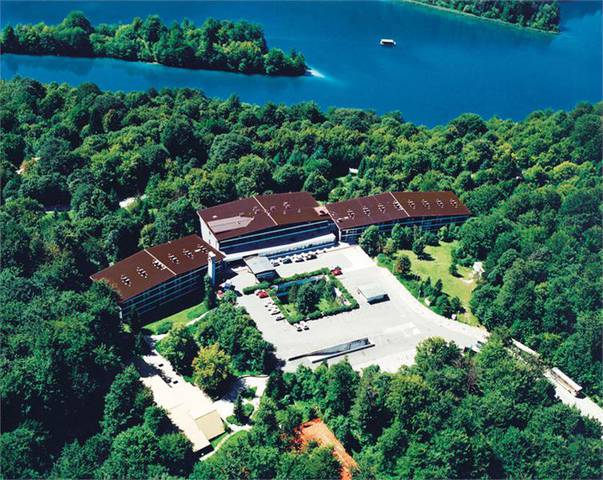 Chorvatsko - Plitvická jezera - Jezero