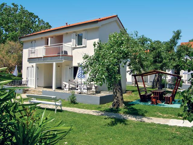 Chorvatsko - Krk - Baška - vily Corinthia