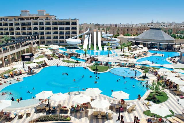 Egypt - Hurghada - Steigenberger Aqua Magic