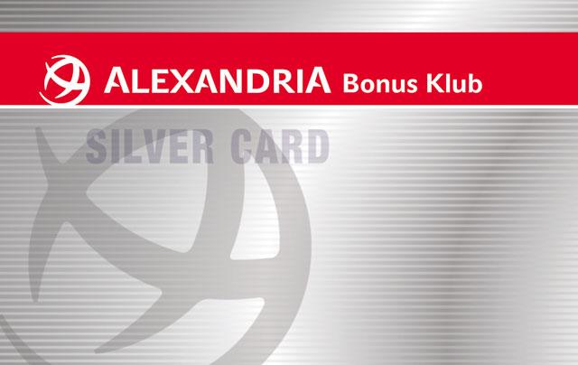 Stříbrná karta