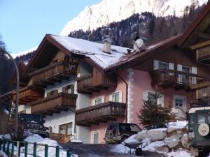 Itálie - Val di Fassa - Eurochalet