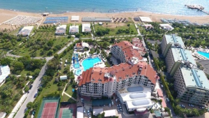 Turecko - Side - Bella Resort Alexandria Club