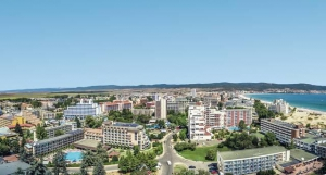 Bulharsko - Slunečné Pobřeží - Baikal