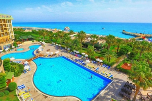 Turecko - Side - Lyra Resort Alexandria Club
