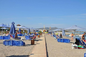Řecko - Kolymbia - Atlantica Mikri Poli Alexandria Club
