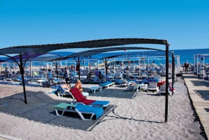 Turecko - Kemer - Sailor´s Beach Club