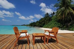 Maledivy - Severni Ari Atol - Kuramathi Island Resort