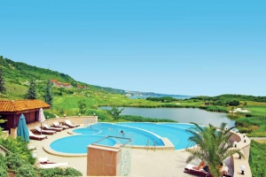 Thracian Cliffs Golf Resort & Spa*****