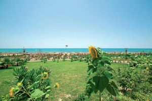 Turecko - Side - Süral Resort Alexandria Club