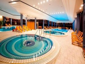 Maďarsko - Bükfürdő - Greenfield Hotel Golf & Spa