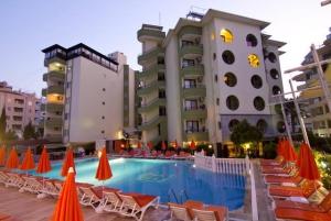 Turecko - Alanya - Krizantem Alexandria Club