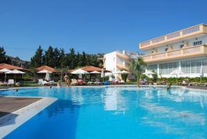 Řecko - Kolymbia - Alfa Alexandria Club