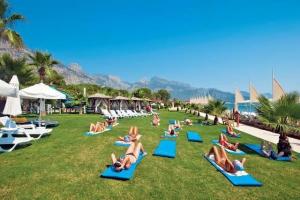 Turecko - Kemer - Crystal Flora Beach Resort