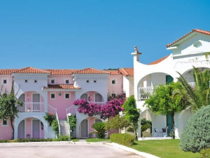 Řecko - Asprokavos - Sea Garden Alexandria Club
