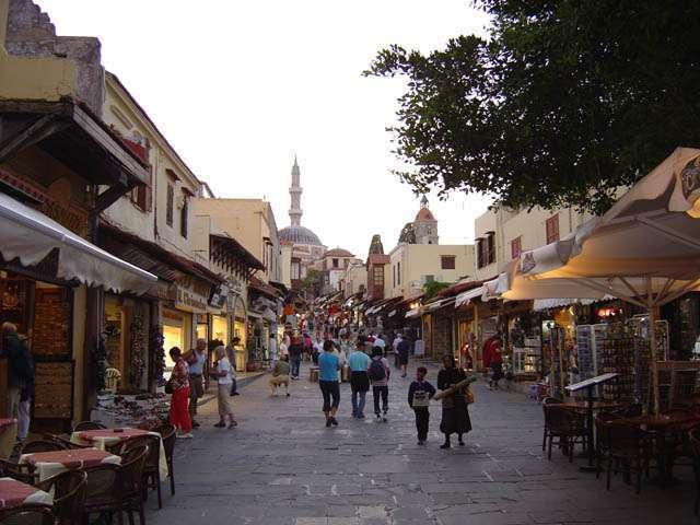 Rhodos Town