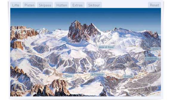 Val Gardena / Alpe di Siusi
