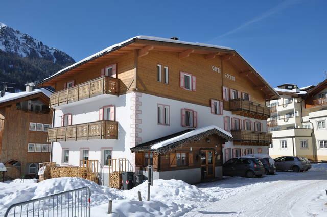 Itálie - Val di Fassa - Garni Serena