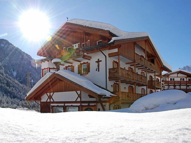 Itálie - Val di Fassa - Garní Letizia