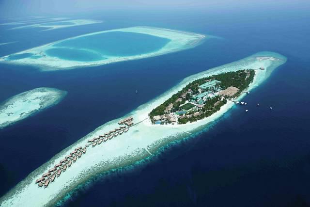 Maledivy - Jižní Ari Atol - Vilamendhoo Island Resort