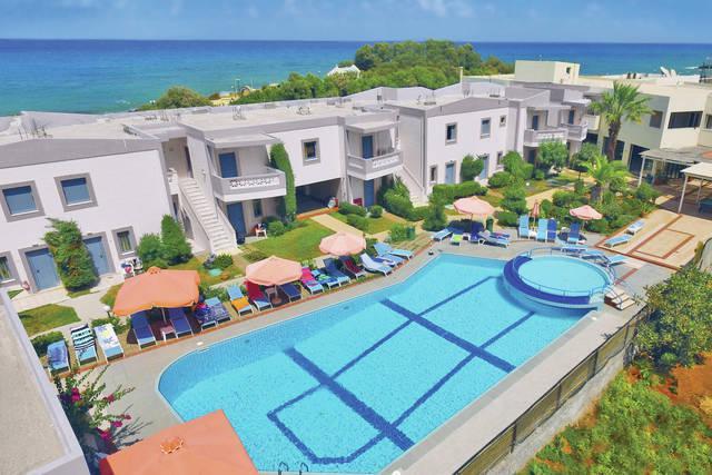 Řecko - Gouves - Maya Beach Alexandria Club