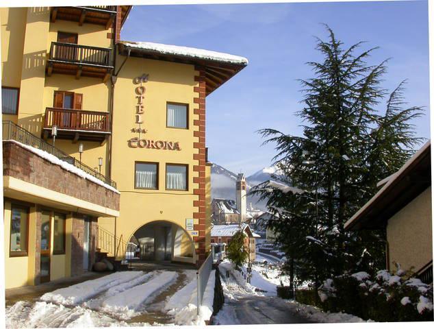 Itálie - Val di Fiemme / Obereggen - Corona