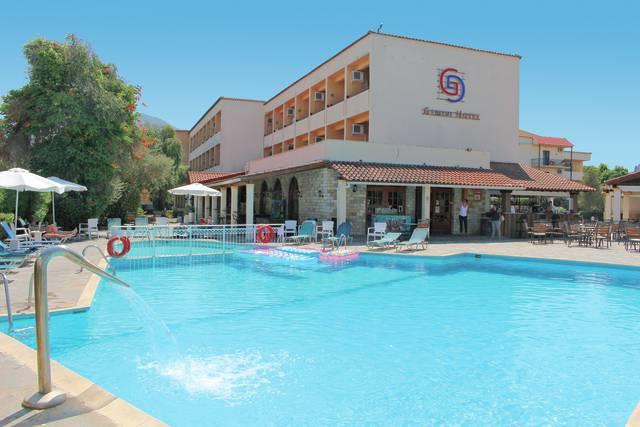 Řecko - Messonghi - Gemini Alexandria Club