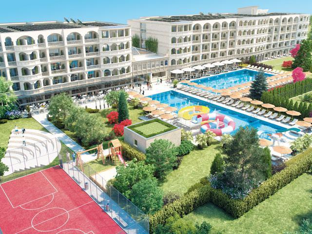 Bulharsko - Primorsko - Belvedere Alexandria Club