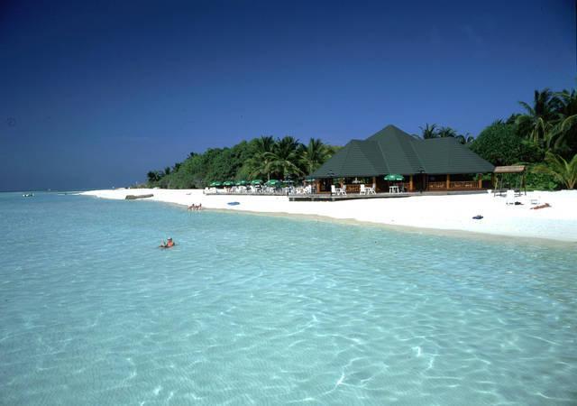 Maledivy - Severní Male Atol - Paradise Island
